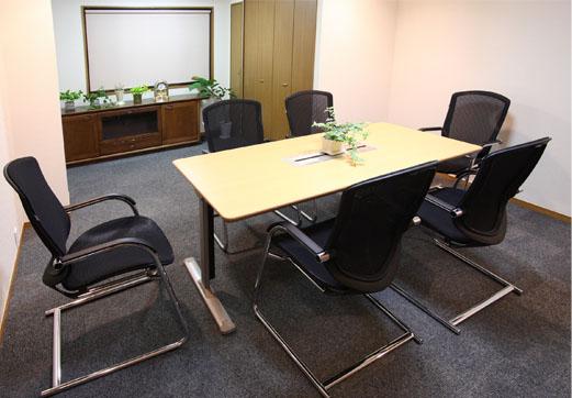 市川船橋法律事務所の相談室